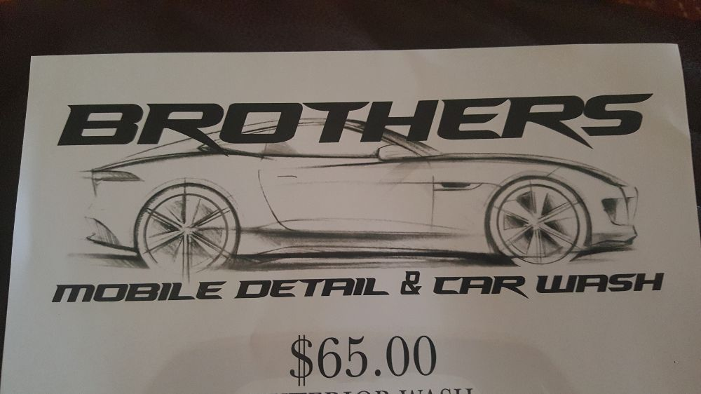 Brothers Detail Center Car Wash