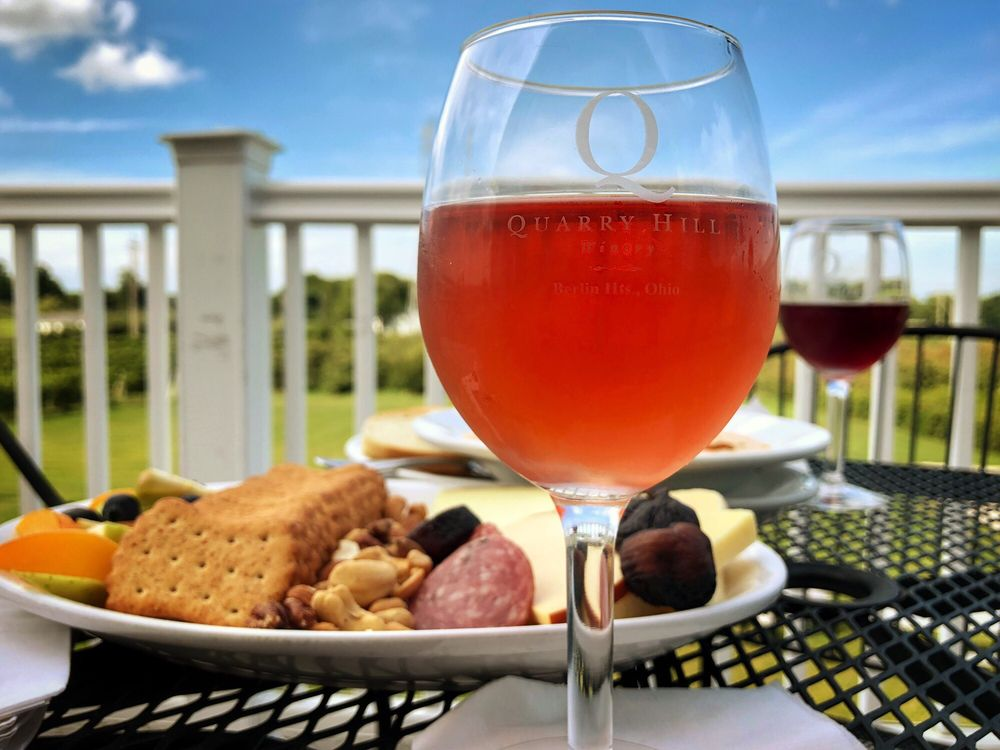 Quarry Hill Winery: 8403 Mason Rd, Berlin Heights, OH