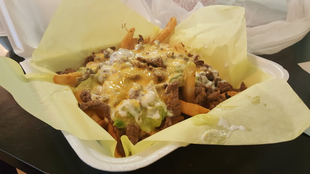 Image result for deleon's super nacho fries