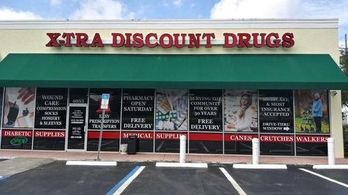 Rx Discount Pharmacy: 12620 US Highway 301, Dade City, FL