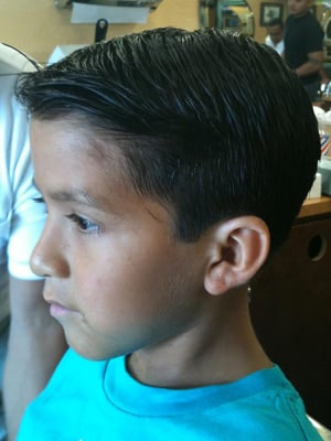 s regular haircut the se 241 or barber regular boy s haircut real customer 2192