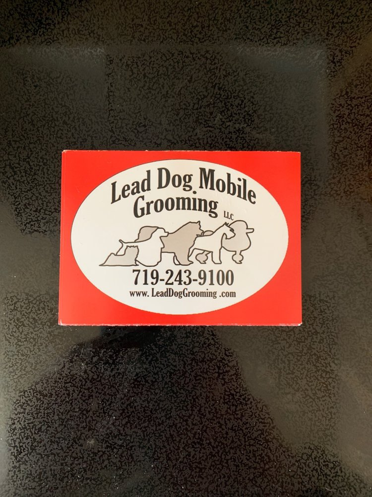 Lead Dog Mobile Dog Grooming: Fountain, CO