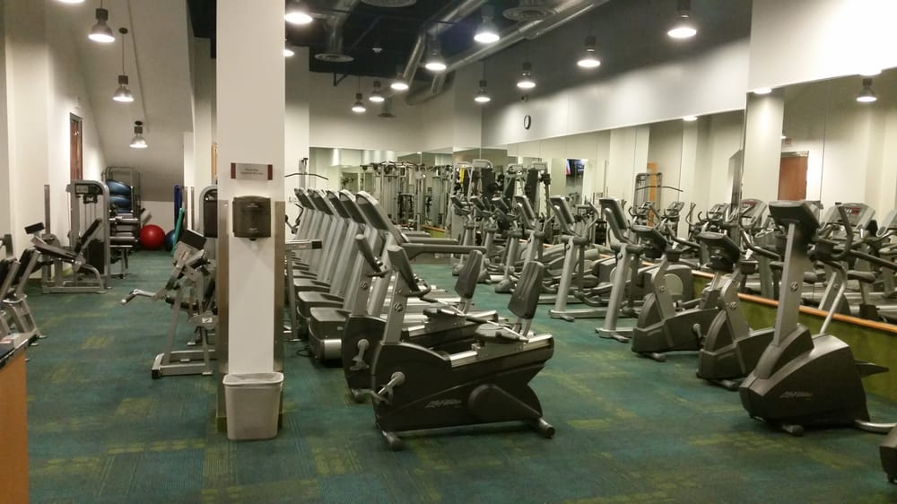 Fifth Street Towers Fitness Center