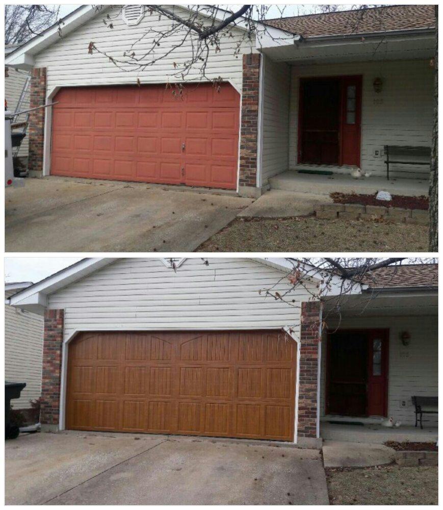 F2 Garage Door Solutions: 9335 B Gravois Rd, Affton, MO