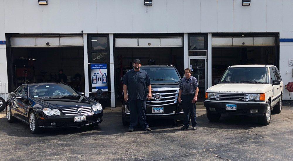 300 Galena Auto Repairs: 300 W Galena Blvd, Aurora, IL