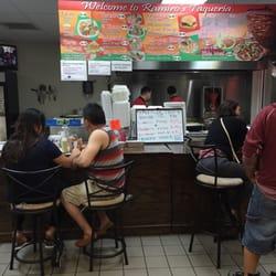 Restaurants Mexican Burgers Photo Of Ramiro S Taqueria Inside Shell Desoto Tx United States