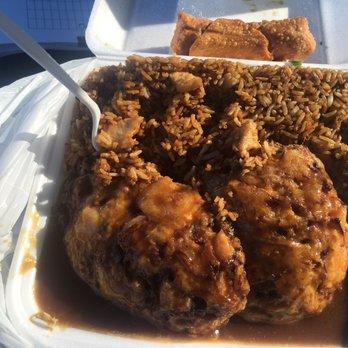 Burbank Il Chinese Food