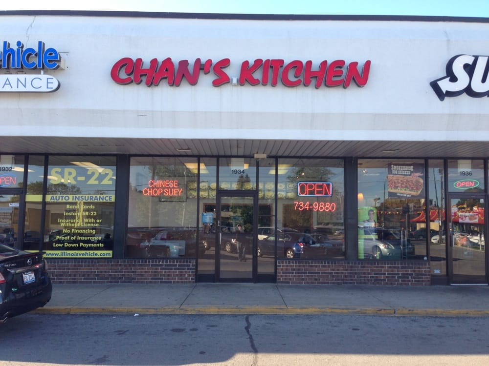 Chan S Kitchen Chicago Il
