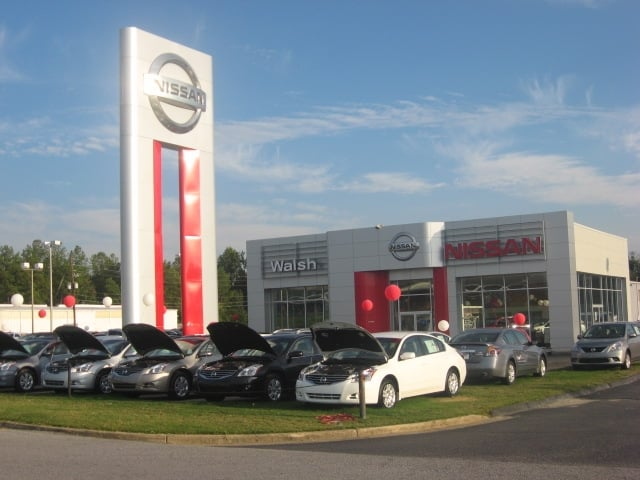 paul walsh nissan car dealers 2066 eisenhower pkwy macon ga phone number yelp. Black Bedroom Furniture Sets. Home Design Ideas