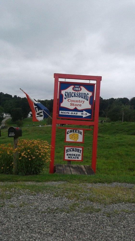 Smicksburg Country Store: 19049 Rte 954 Hwy N, Smicksburg, PA
