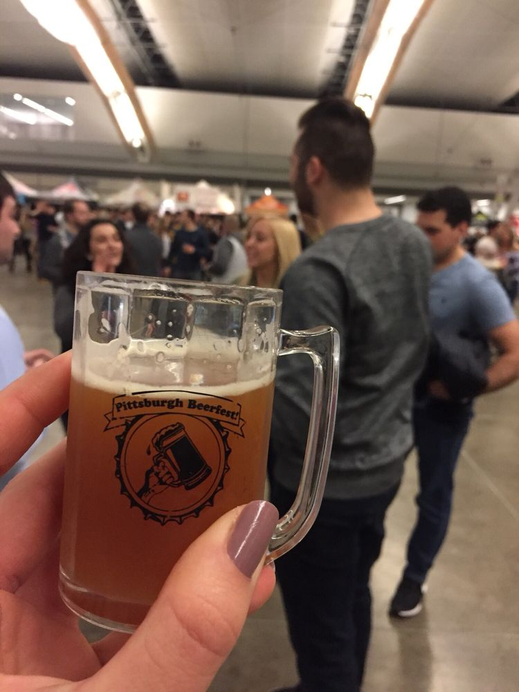Pittsburgh Beerfest: 1000 Fort Duquesne Blvd, Pittsburgh, PA