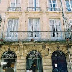 Une chambre en ville b bs 35 rue bouffard h tel de for Bordeaux une chambre en ville