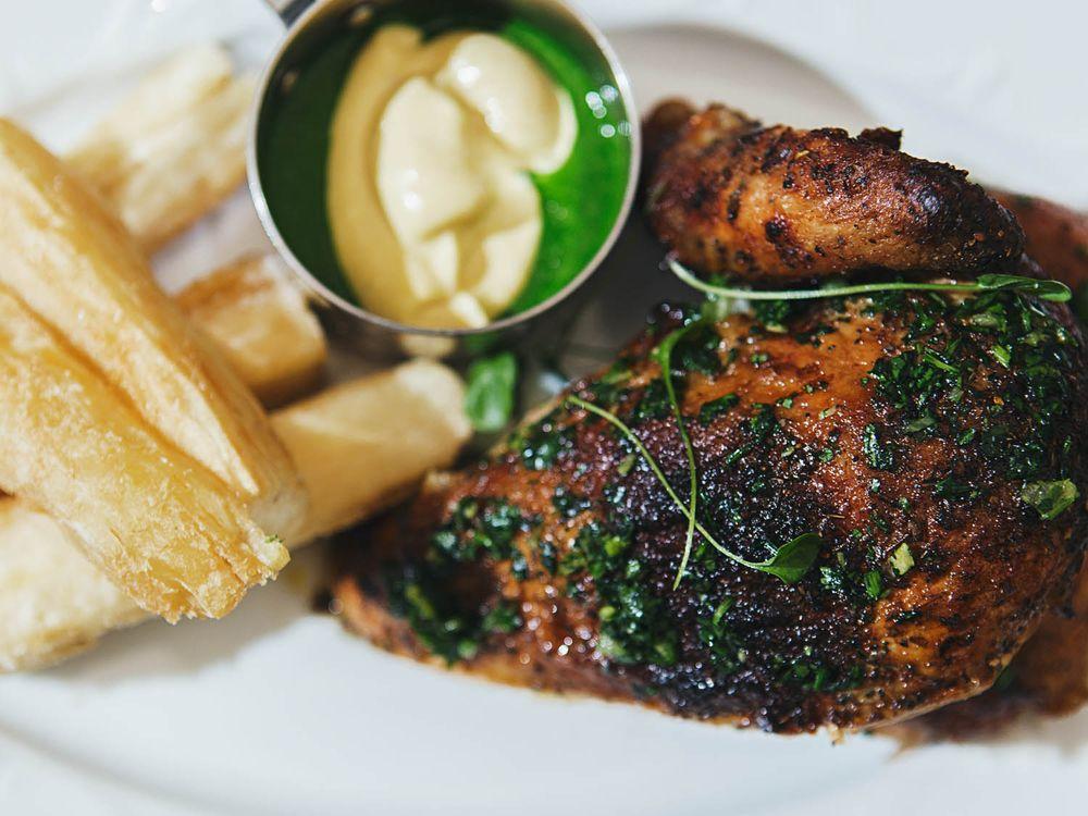 DC Charcoal Chicken: 4909 Nine Mile Rd, Richmond, VA