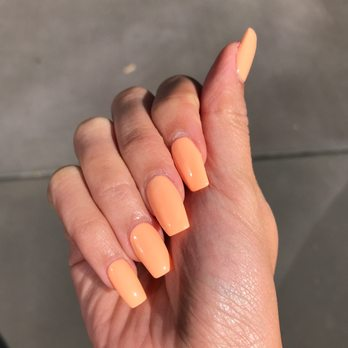 Photo of Pretty Nails - Fremont, CA, United States. Acrylic with regular nail