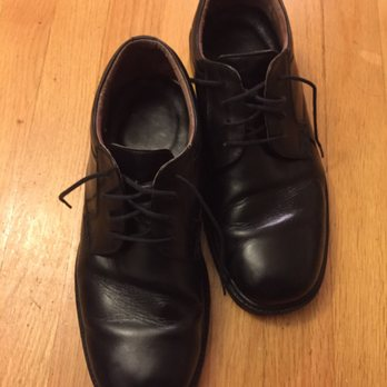 Dress Shoe Scuff Repair