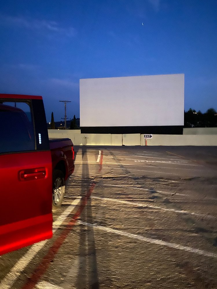 Social Spots from Santee Drive-In Theatre