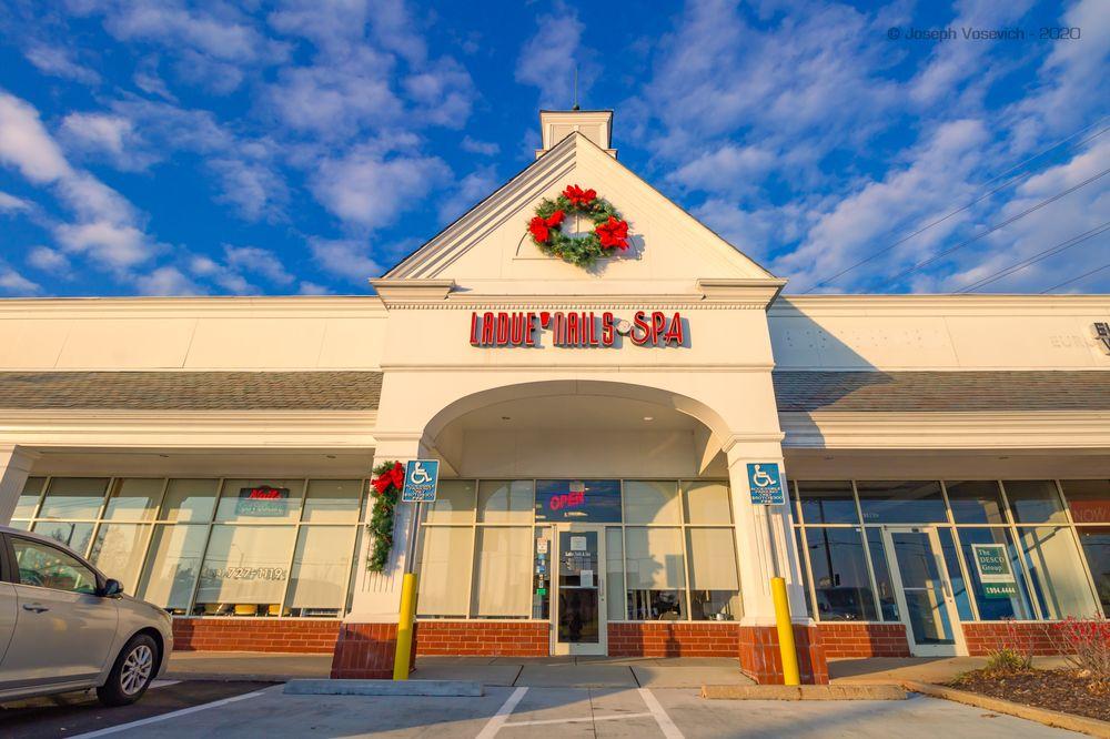 Ladue Nails & Spa: 8853 Ladue Rd, Saint Louis, MO
