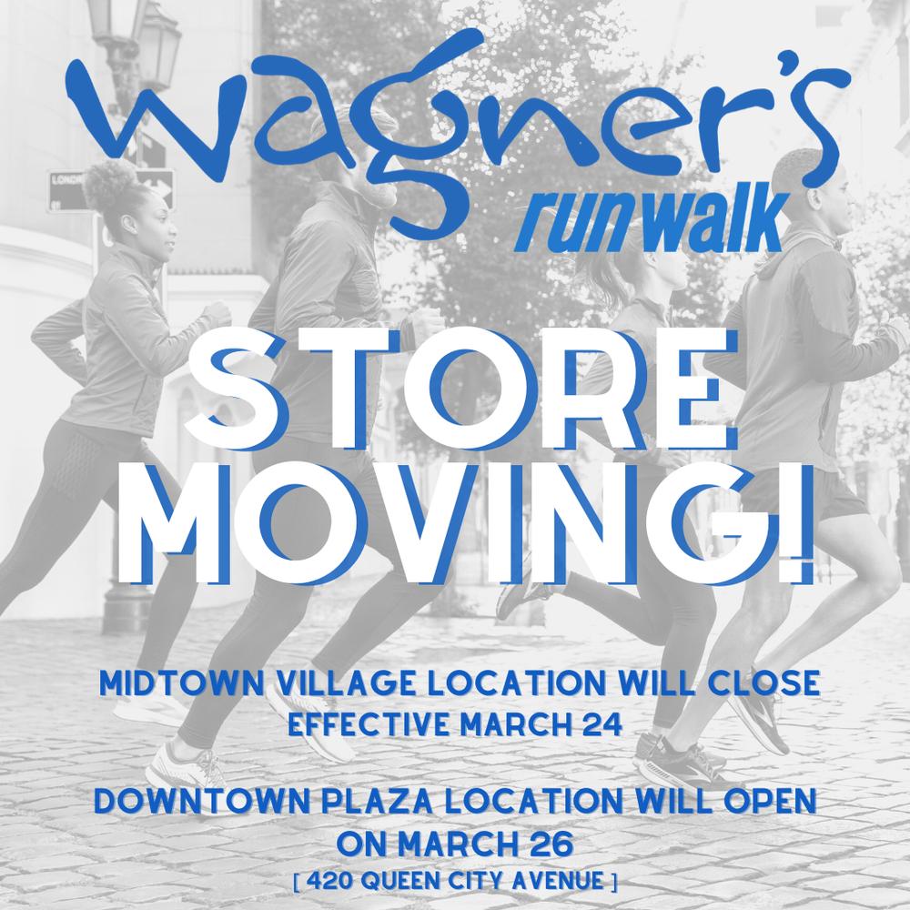 Wagner's RunWalk: 420 Queen City Ave, Tuscaloosa, AL