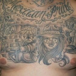 Fine Art Tattoo Body Piercing Tattoo 2732 W Thomas Rd Phoenix