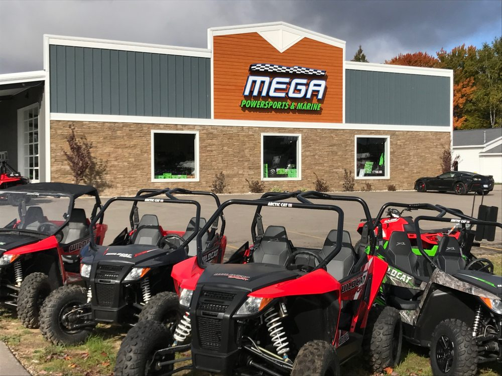 Mega Power Sports & Marine: 2484 S Otsego Ave, Gaylord, MI