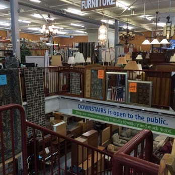 Photo Of The Habitat Store   Charlottesville, VA, United States. Two Levels  Of