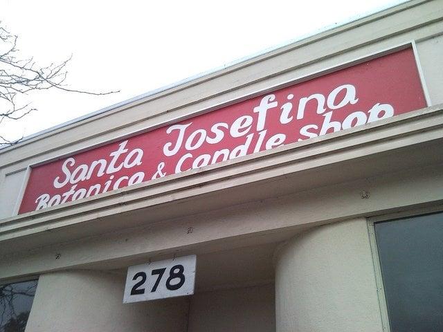 Santa Josefina Botanica & Candle Shop: 278 Willow St, San Jose, CA