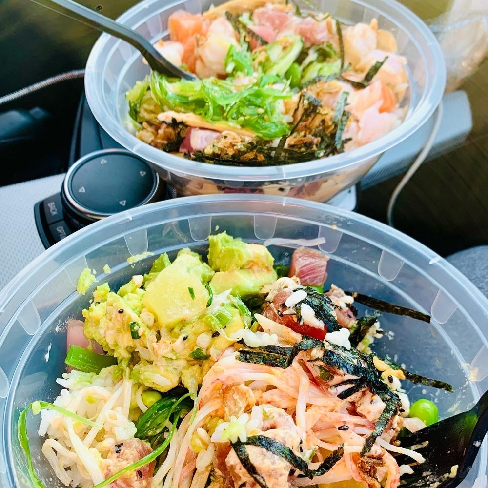 Poke Bros: 277 Randall Rd, Lake in the Hills, IL