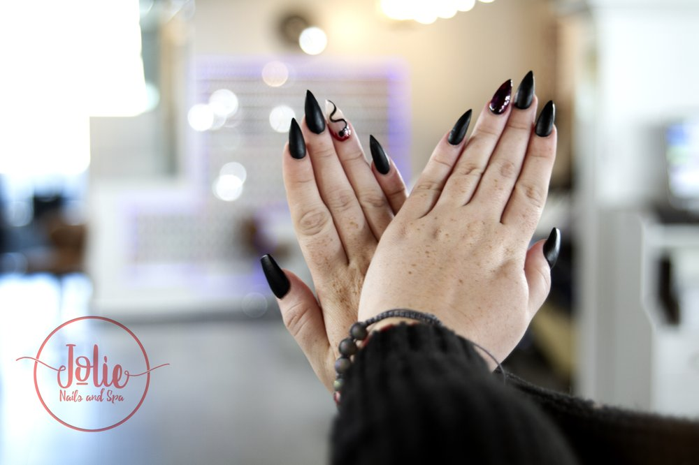 Jolie Nails And Spa, SC: 612 Whaley St, Columbia, SC
