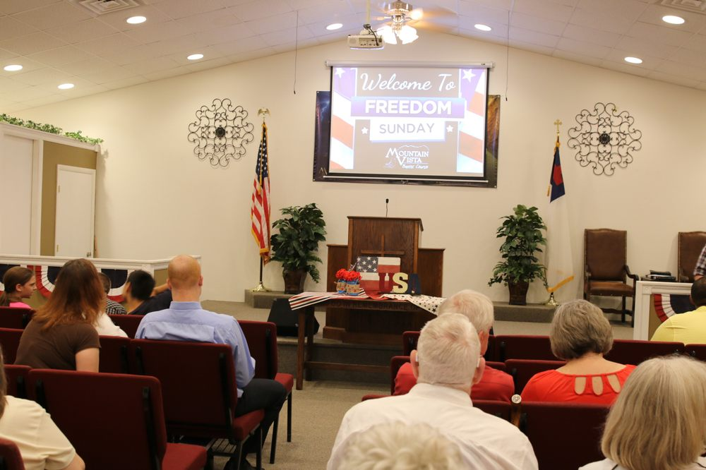 Mountain Vista Baptist Church: 5499 South Moson Rd, Sierra Vista, AZ
