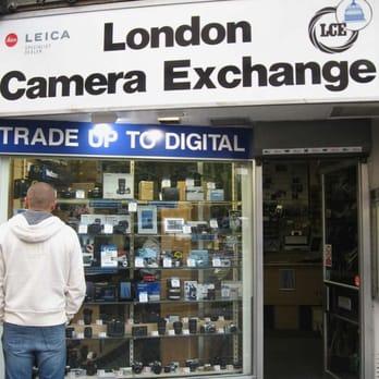 London Camera Exchange - Camera Shops - 3 Alliance House, Bristol ...