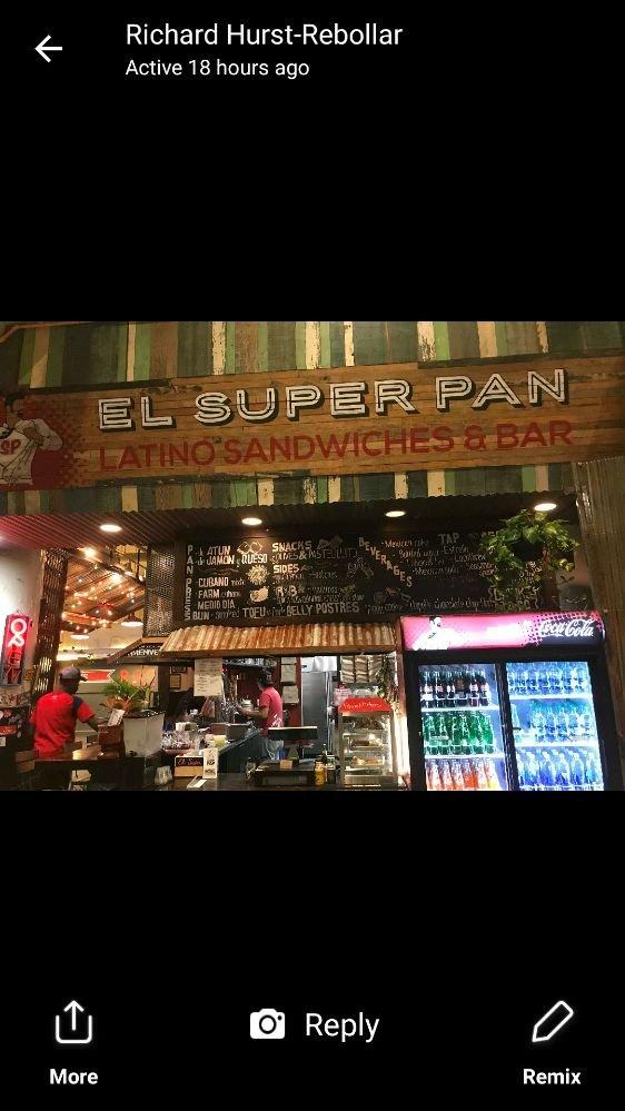 El Super Pan: 675 Ponce De Leon Ave NE, Atlanta, GA