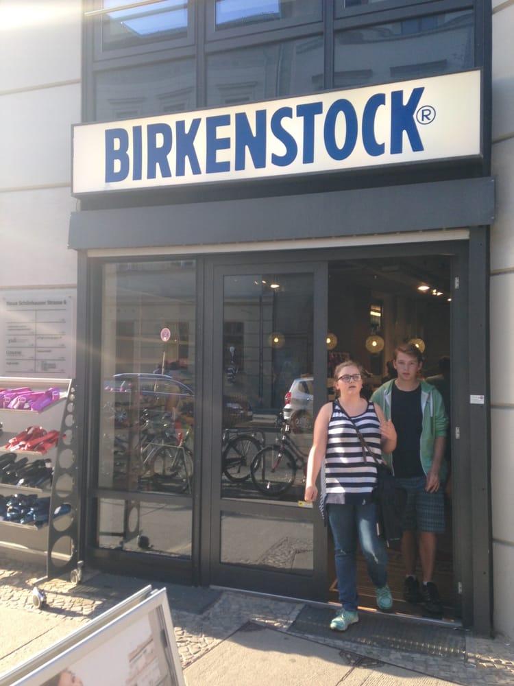 Birkenstock - Magasins de chaussures - Neue Schönhauser Str. 6 - 7, Mitte,  Berlin, Allemagne - Numéro de téléphone - Yelp da27e2f59d33