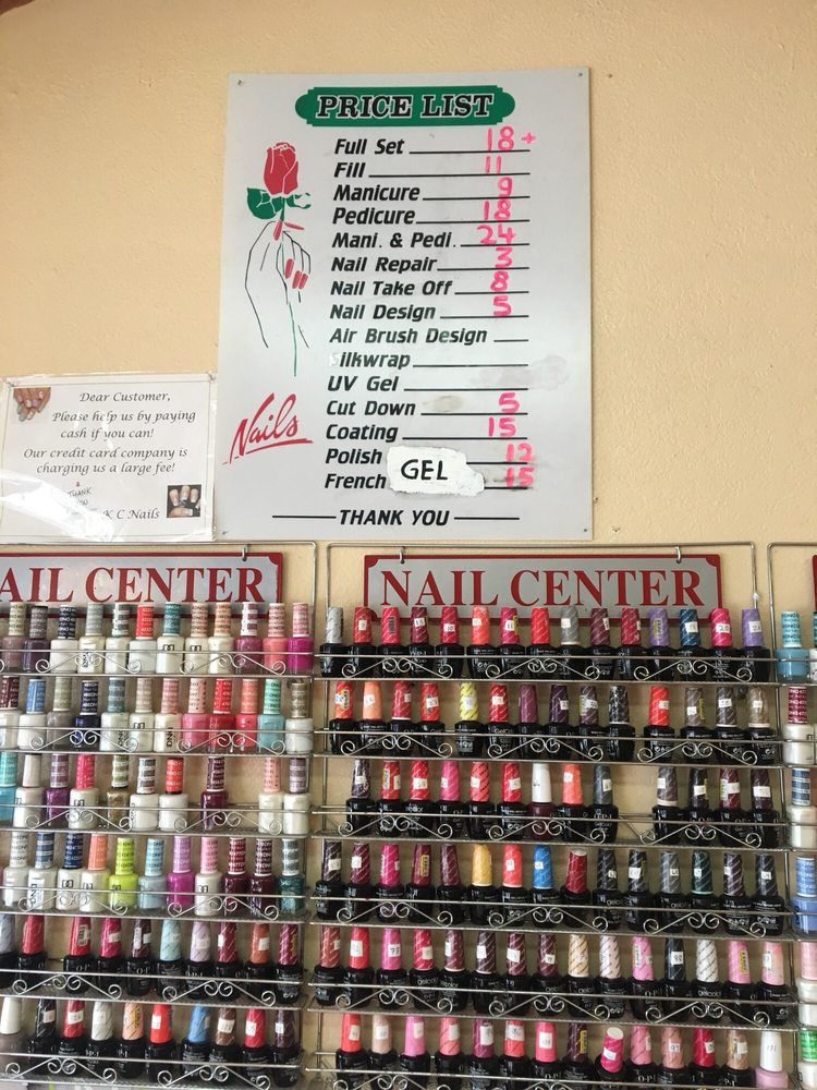 Kc Nails: 12031 Indian Rocks Rd, Largo, FL