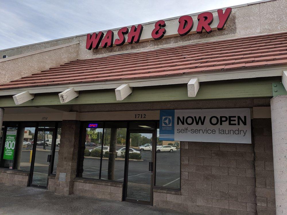 Wash & Dry Laundromat: 1712 W Ajo Way, Tucson, AZ