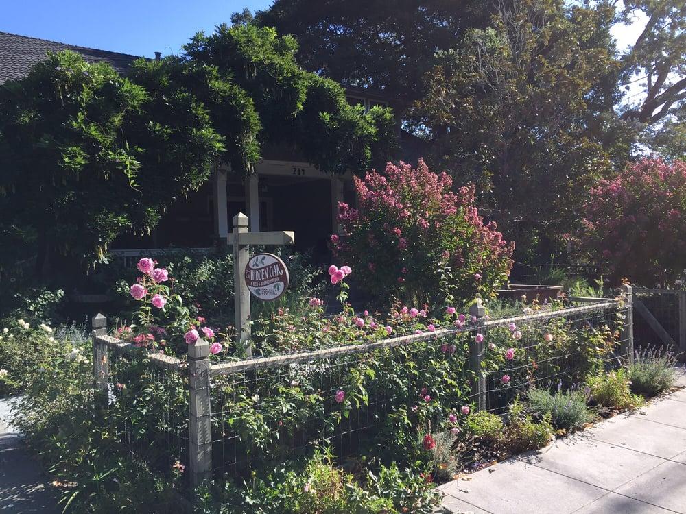 The Hidden Oak Inn: 214 E Napa St, Sonoma, CA