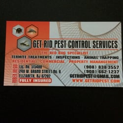 photo of get rid termite and pest control services elizabeth nj united states