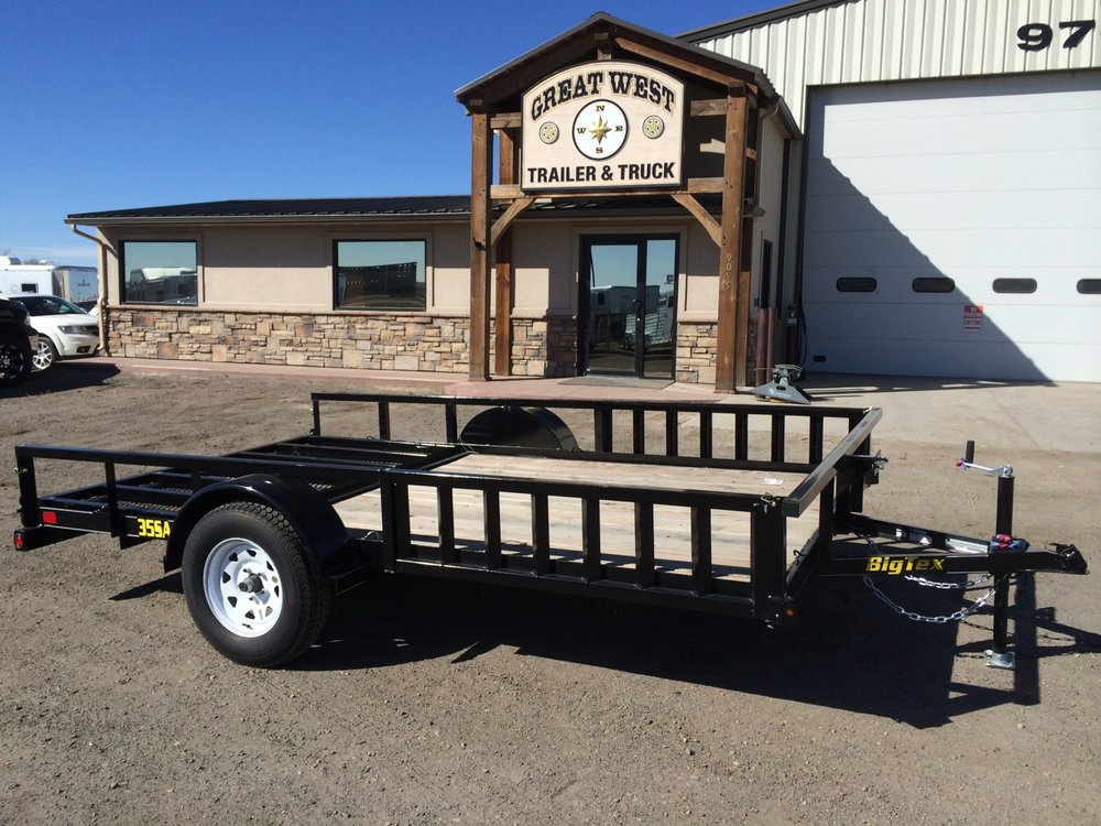 Great West Trailer & Truck: 9099 N Frontage Rd, Fort Morgan, CO
