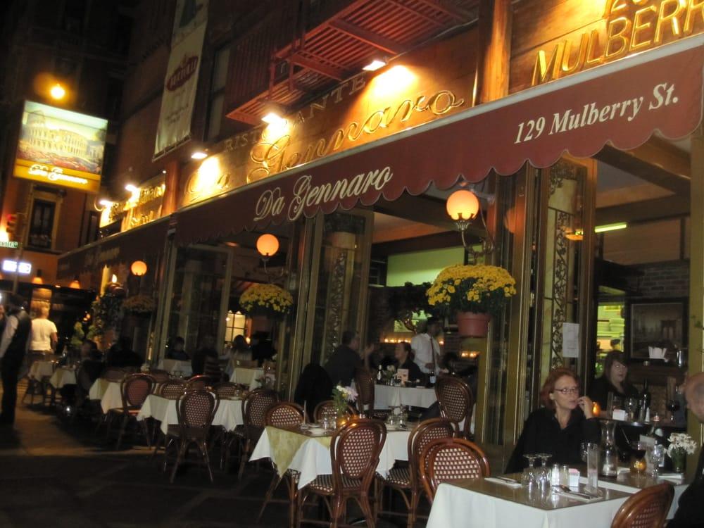 Photos for da gennaro yelp - Forno pizza da gennaro ...