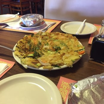 Photo Of Moon Garden Restaurant Fairfield Oh United States Seafood Pancake Ftw