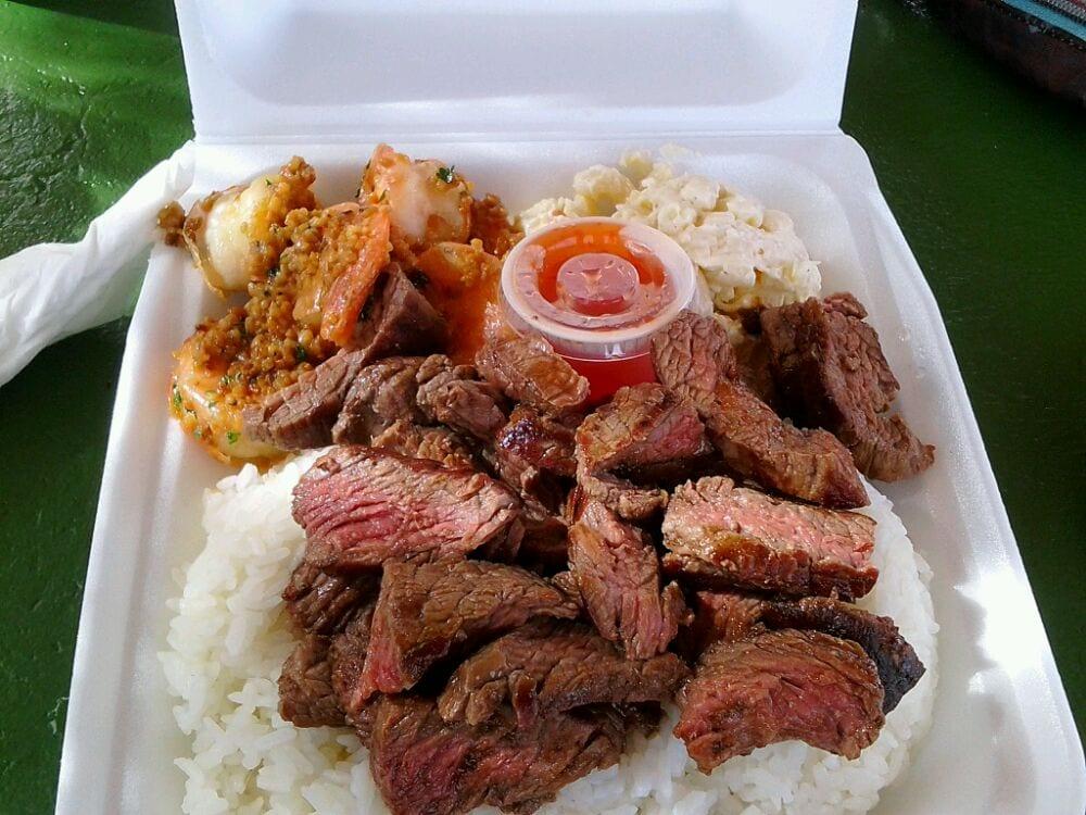 Ono Steaks and Shrimp Shack