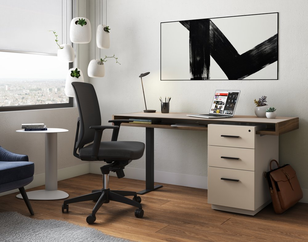 DUO Desk By BDI   Yelp