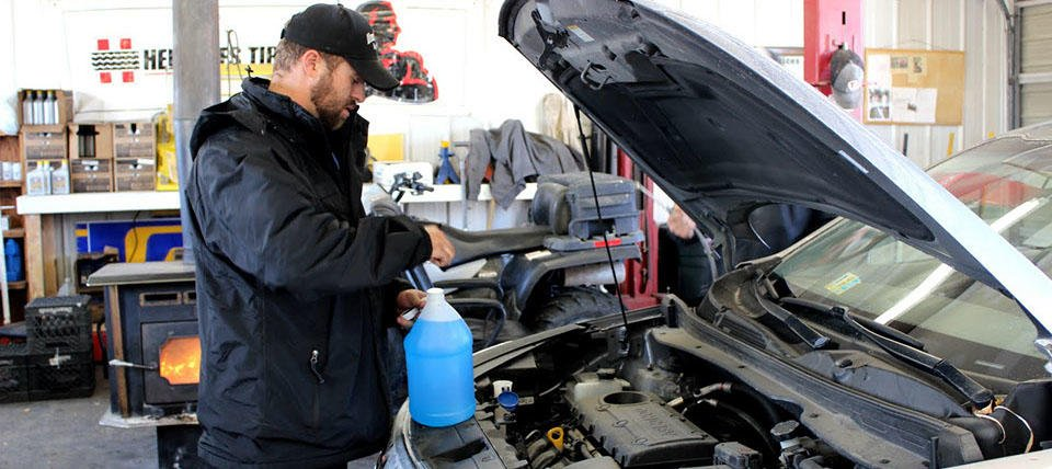 All Around Tire and Services: 1392 N 300th W, Beaver, UT