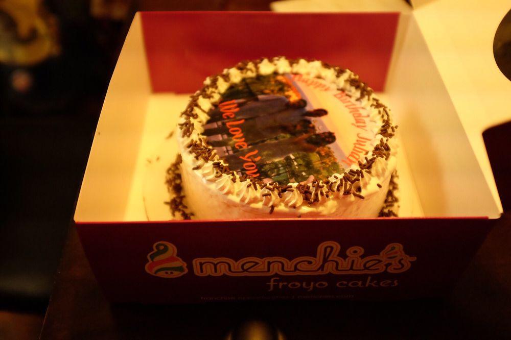 Custom Made Birthday Cake Yelp