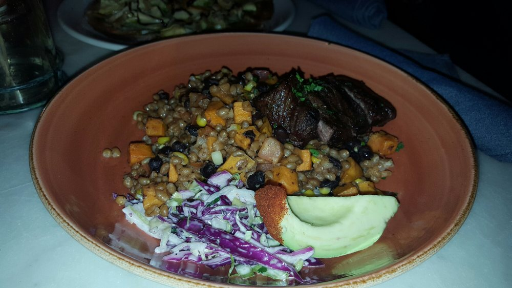 Tocoa steak bowl yelp for Farm and craft scottsdale