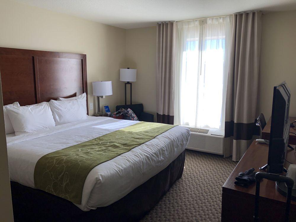 Comfort Inn & Suites: 1665 N Main St, Logan, UT