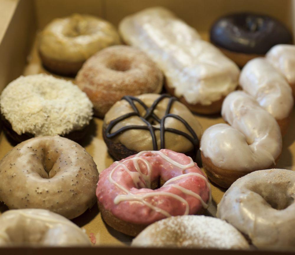 Mighty-O Donuts
