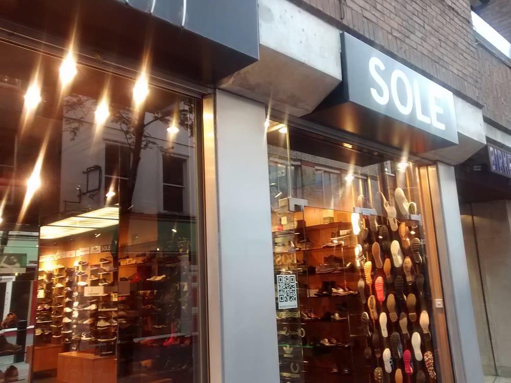 Shoe Shops On Neal Street Covent Garden
