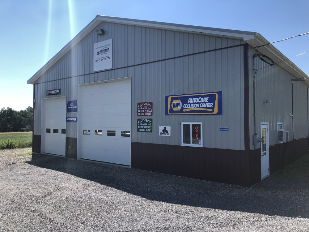 CRC-Campbell's Repair & Collision: 1193 Bossard Rd, Dundee, NY