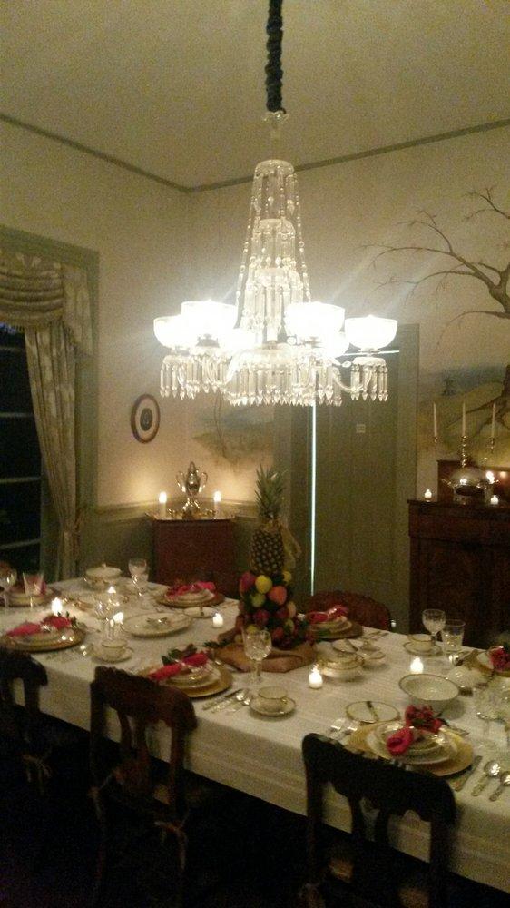 Gordon Lee Mansion: 217 Cove Rd, Chickamauga, GA