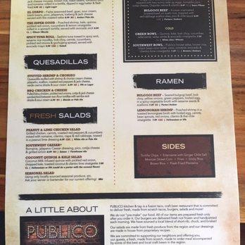 Publico kitchen and tap 133 photos 146 reviews for M kitchen harbison sc menu